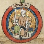 Æthelberht_-_MS_Royal_14_B_VI