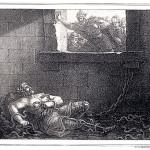 Ragnar_Lodbroks_död_by_Hugo_Hamilton